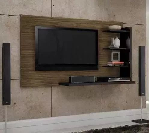 Simple Led Panel Design Living Rooms