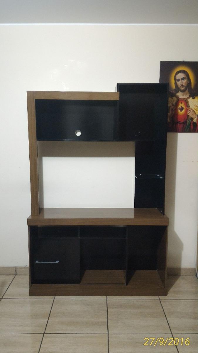 Centro De Entretenimiento Mueble De Tv S 310 00 En Mercado Libre # Muebles San Juan Lurigancho