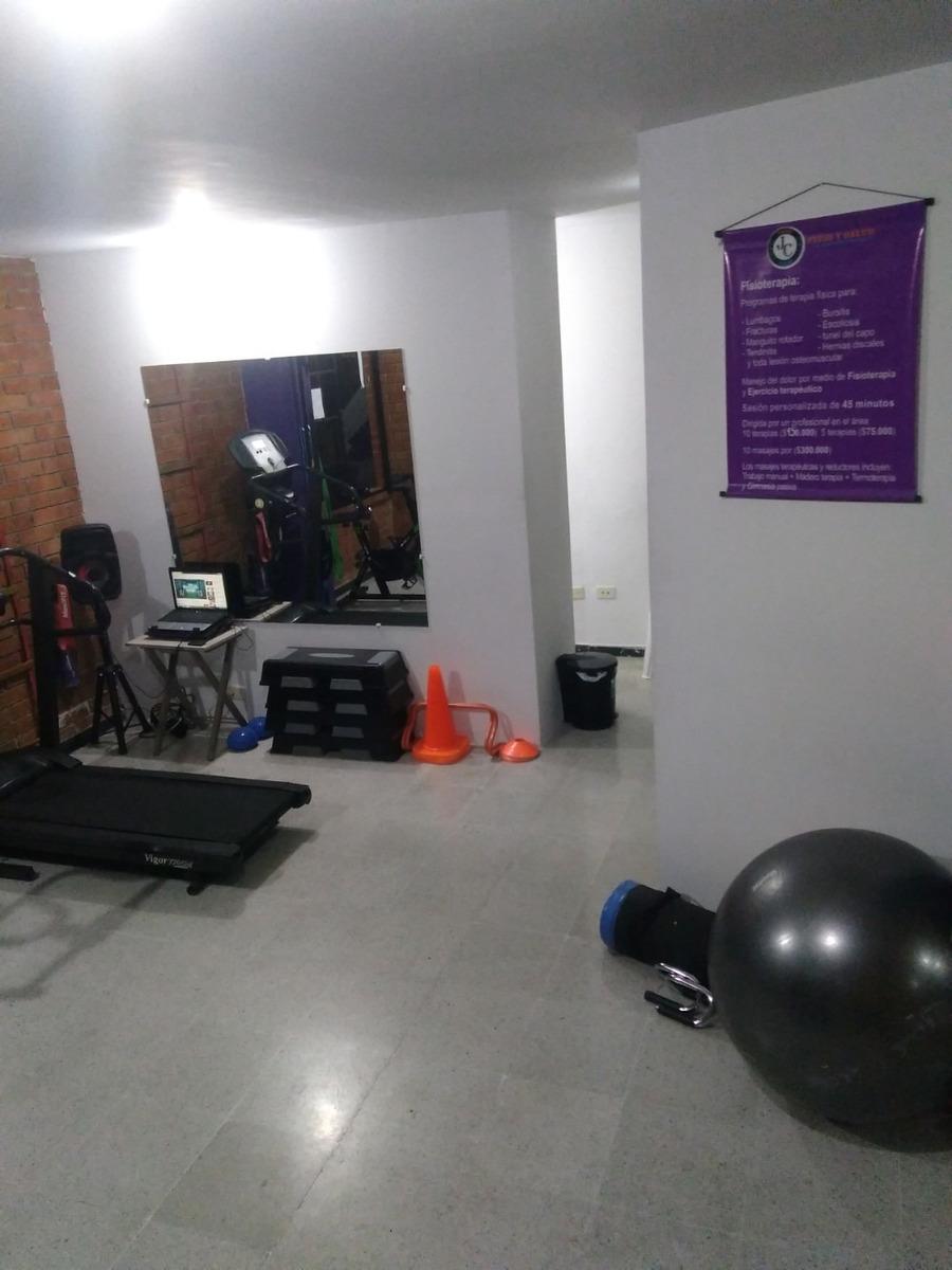 centro de fisioterapia ejercicio y masajes.