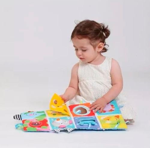 centro de juego cunas taf toys cot play center babymovil