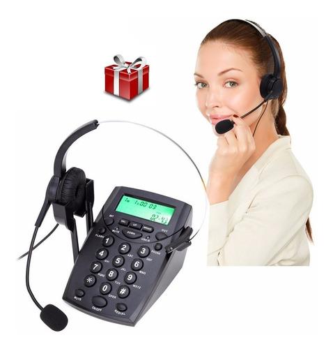 centro de llamadas teclado auriculares callcenter diadema