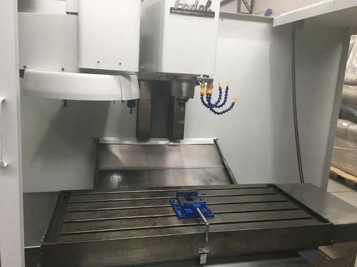centro de mecanizado cnc fadal 4020