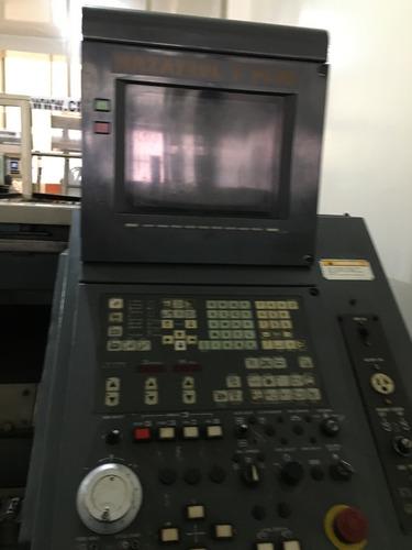 centro de mecanizado torno cnc mazak leadwell fanuc gsk cnc