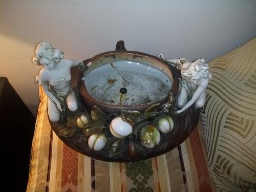 centro de mesa antiguo
