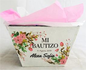 Centro De Mesa Base De Arreglos Florales Personalizados