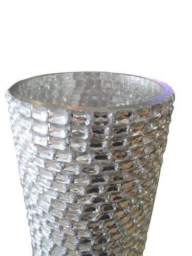 centro de mesa de vidrio moderna  umberto capozzi