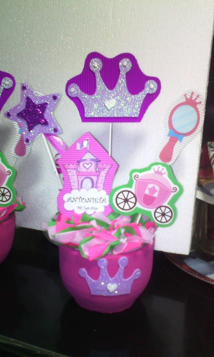 Centro de mesa decoraci n para bautizo cumples baby - Adornos para mesa de centro ...