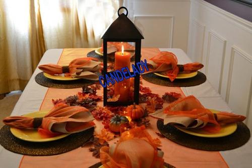centro de mesa - farol para eventos - 15 , bodas