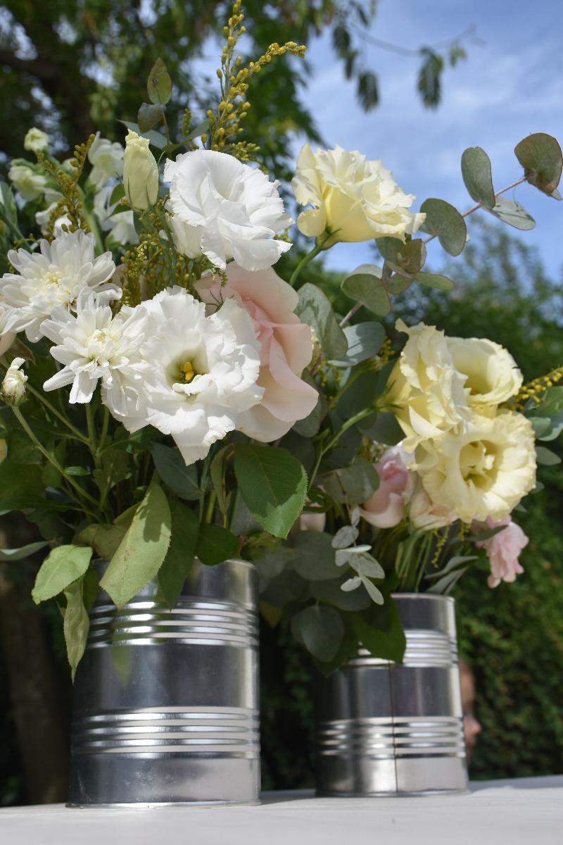 Centros De Mesa Flores Naturales Affordable Consejos Para  ~ Centros De Flores Naturales Para Mesas
