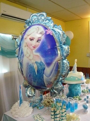 Centro de mesa frozen 150 00 en mercado libre for Centros de mesa de frozen