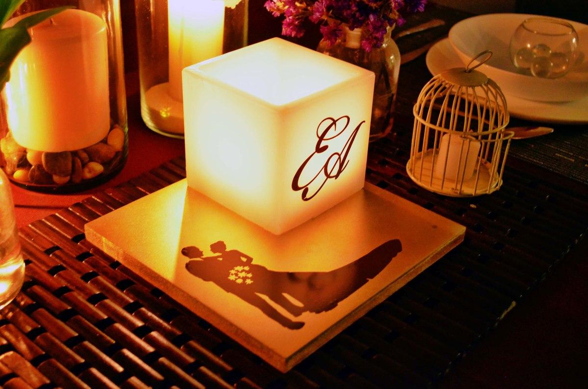 Centro de mesa para boda en tonos dorado y chocolate - Mesa centro original ...