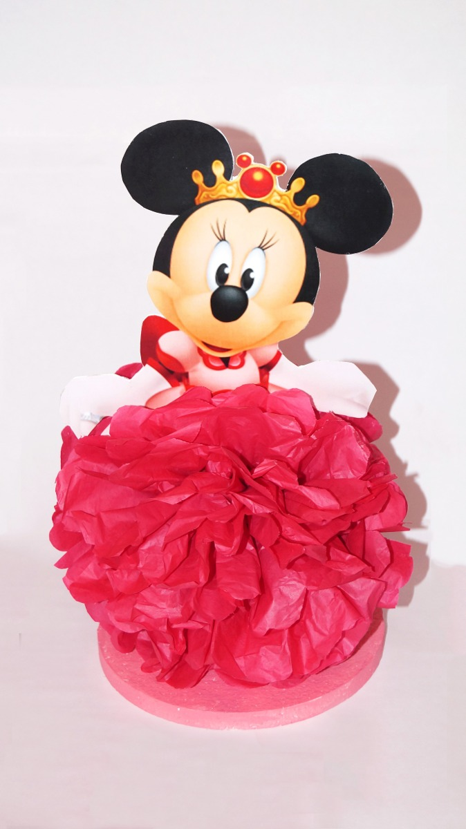 Fiesta Infantil Minnie Decoracin Del Hogar Prosalocom