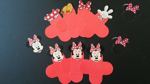 centro de minnie mouse roja fiesta infantil minnie mouse