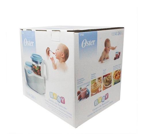 centro de nutrición para bebés 3 en 1 baby oster 001792-013