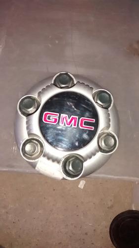 centro de rin #17 gmc sierra 2004 semi nueva original