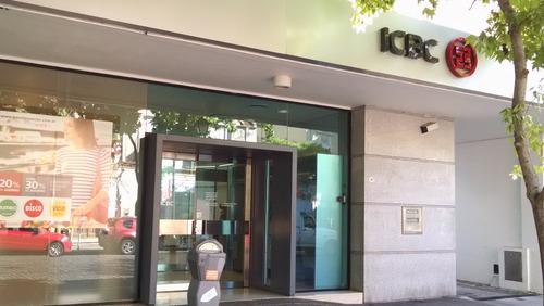 centro de san isidro. punto estrategico bancario/comer