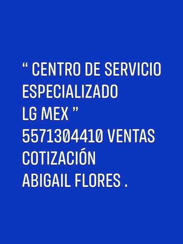 centro de servicio especializado lg