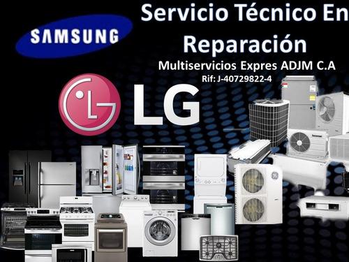 centro de servicio técnico autorizado samsung repuestos