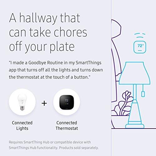 Centro De Smart Home Smartthings De Samsung