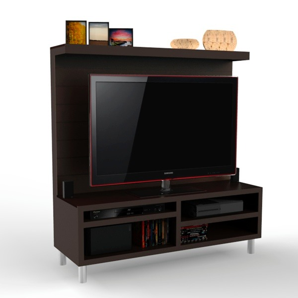 Centro entretenimiento mueble para tv salas mobydec for Muebles para smart tv 55