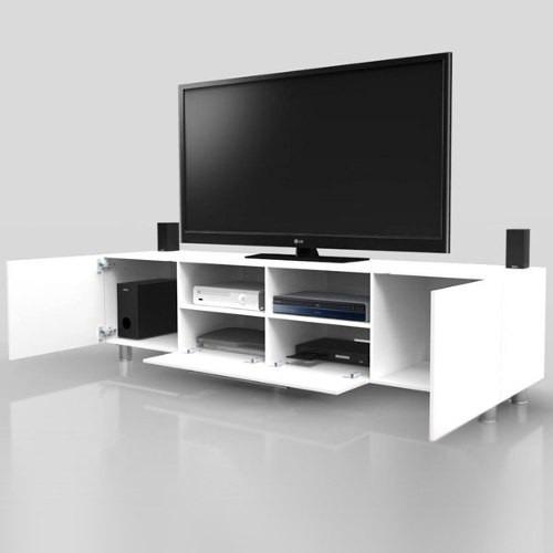Centro Entretenimiento, Mueble Bajo Tv, Sala Y Oficina M01al - Bs ...