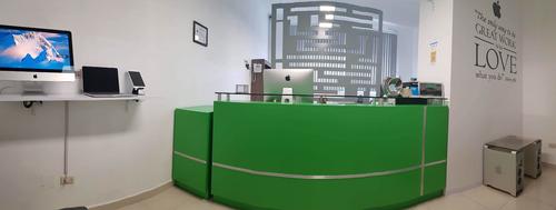 centro especializado en equipos mac