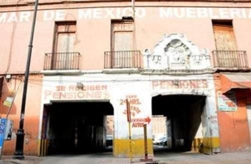 centro historico, terreno venta, cuauhtemoc, cdmx.