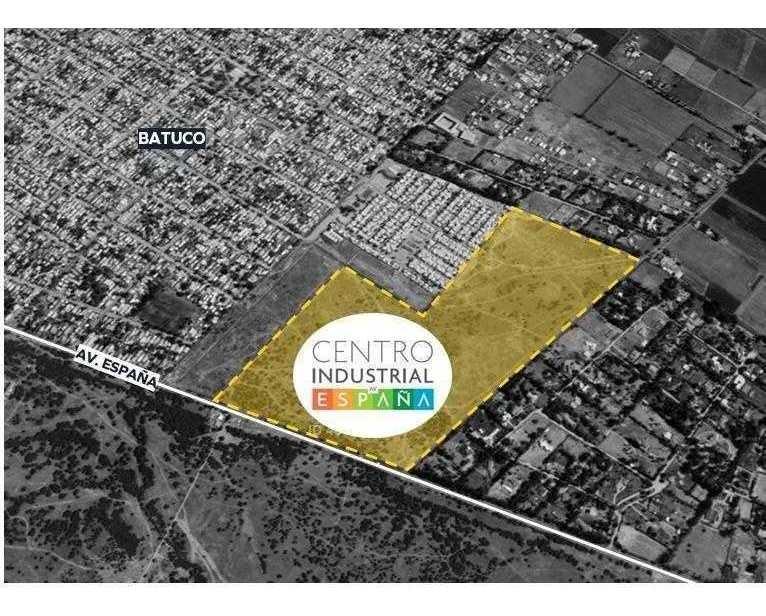 centro industrial av. españa