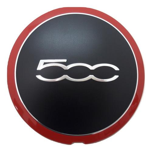 centro llanta original fiat 500 sport automatico 12/14