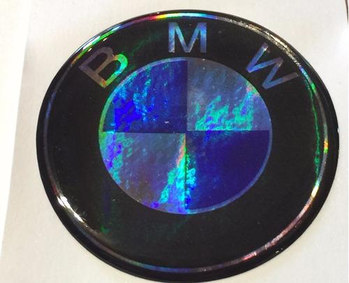 centro llantas tazas emblema logo bmw 49mm pack.x4