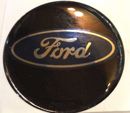 centro llantas tazas emblema logo ford 49mm pack.x4