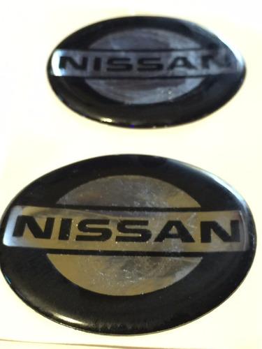 centro llantas tazas emblema logo nissan 44mm pack.x4