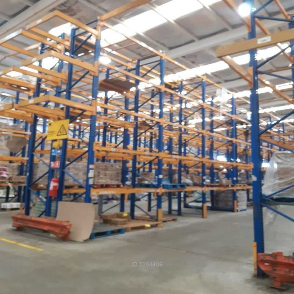centro logístico, barrio industrial