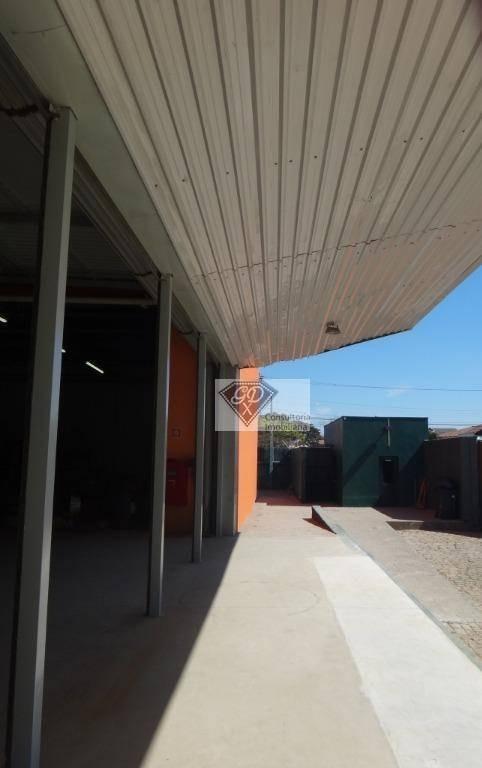 centro logístico disponível para venda e locação - ga0072