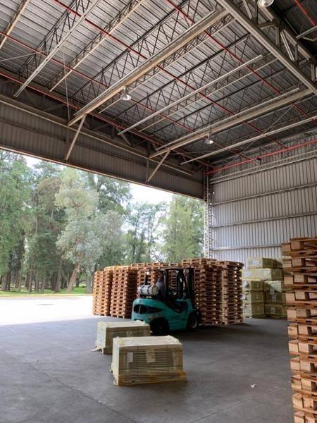 centro logístico pacheco, depósito