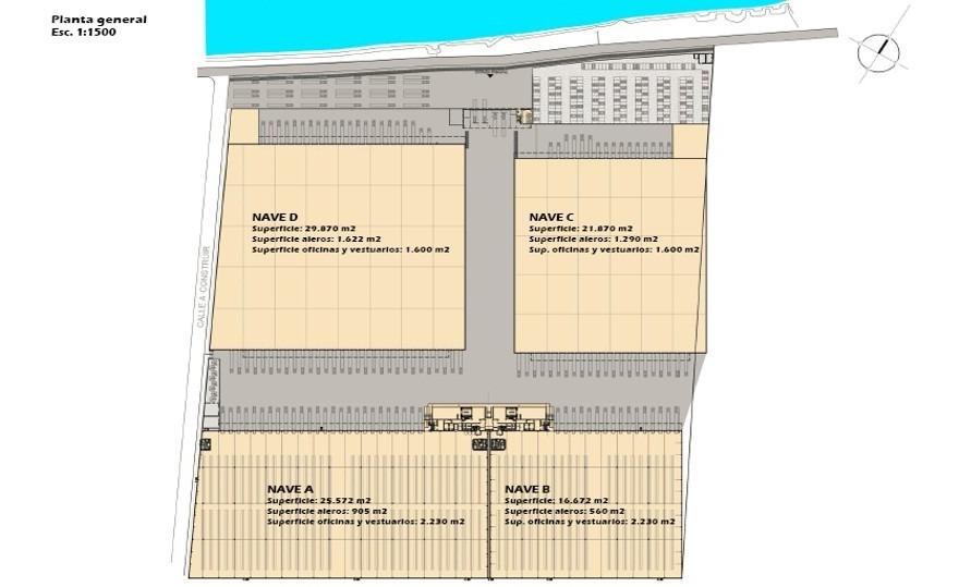 centro logístico sarandí - depósito