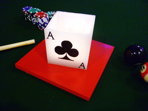centro mesa piezas