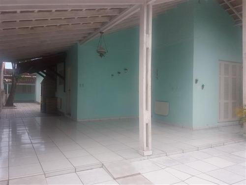 centro mongaguá, casa com edicula, ótima localização .