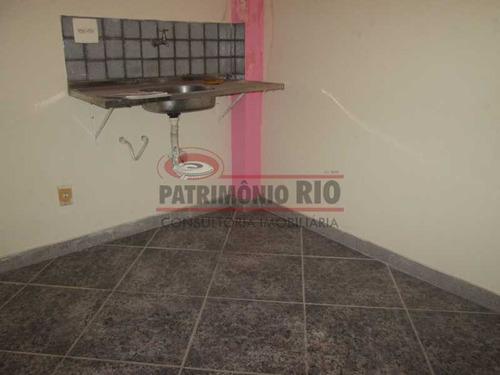 centro nervoso do rio. sala vazia com cozinha - pasl00048