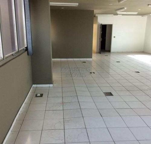 centro | salão comercial 498 m² - 6 vagas | m-6823 - a6823