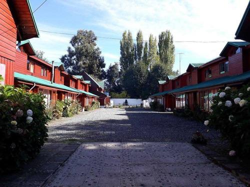 centro turístico de cabañas en lican ray