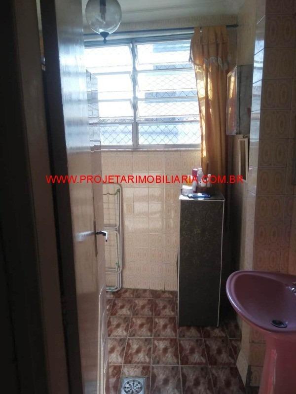 centro/nilópolis, apartamento 1 quarto, sala, cozinha e banheiro. comércio farto ao redor. - ap00296 - 34182762
