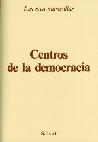 centros de la democracia - salvat