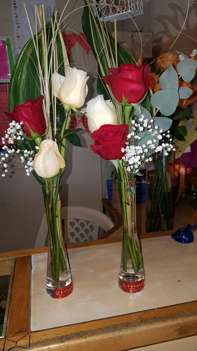 Centros de mesa con flores naturales 350 00 en mercado for Centros de mesa con plantas naturales