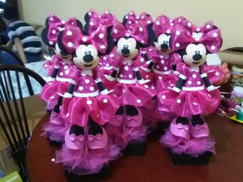 centros de mesa de mimi mouse