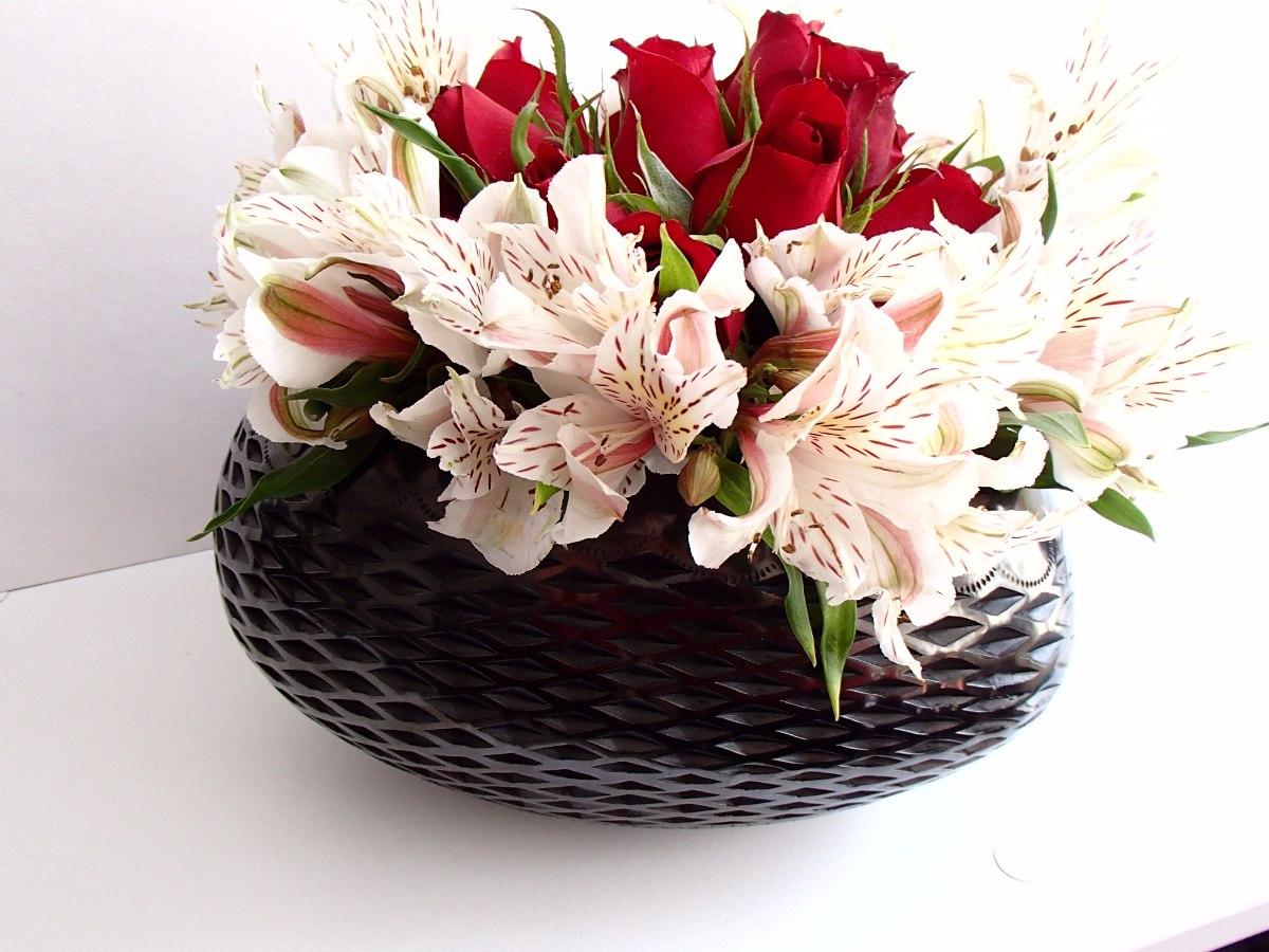 Centros de mesa en barro negro perfectos para boda xv - Adornos de centro de mesa ...