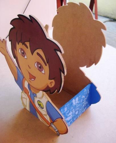 centros de mesa go diego infantiles madera cajas dulceras