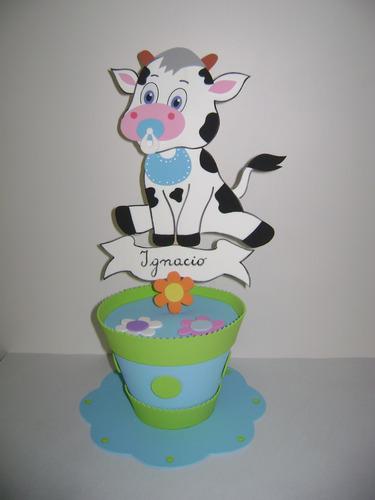 centros de mesa infantiles de goma eva. adorno para tortas.