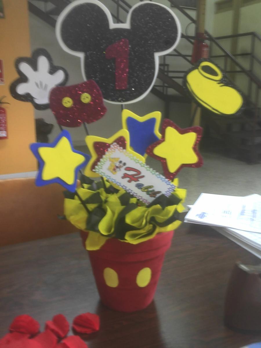 Centros de mesa en recuerdos y cotillones mercadolibre - Decoracion cumpleanos infantiles ...