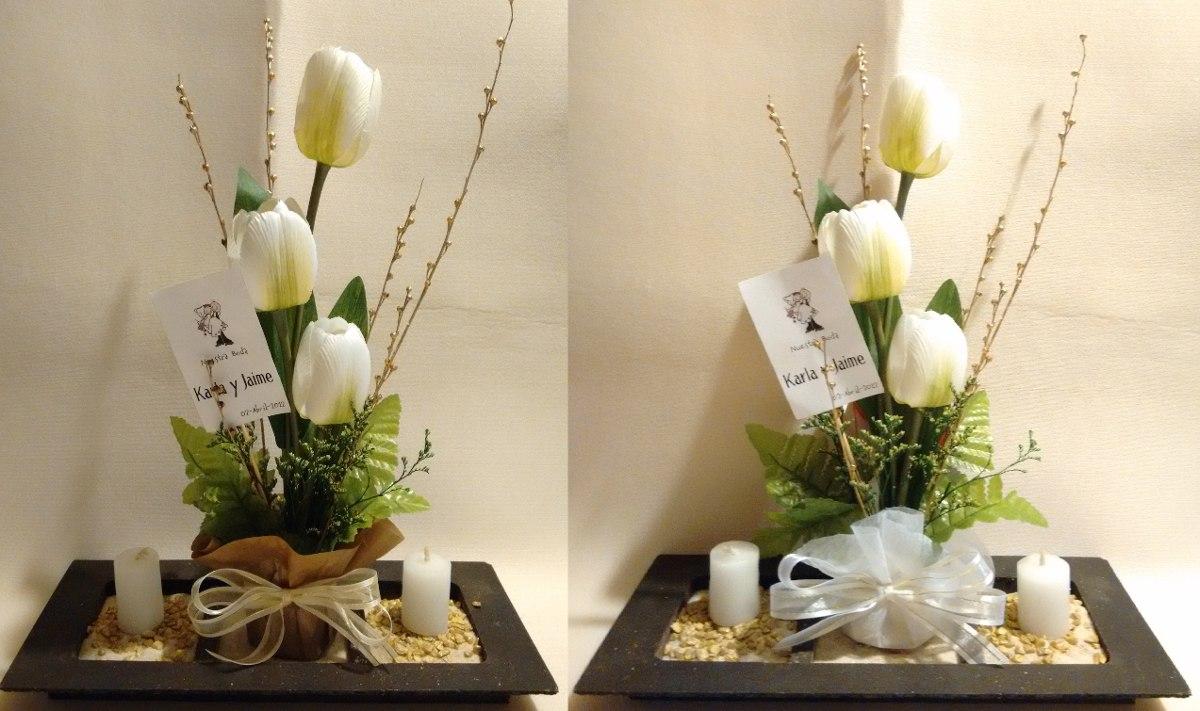 Centros de mesa para boda xv a os bautizo en for Articulos decoracion baratos